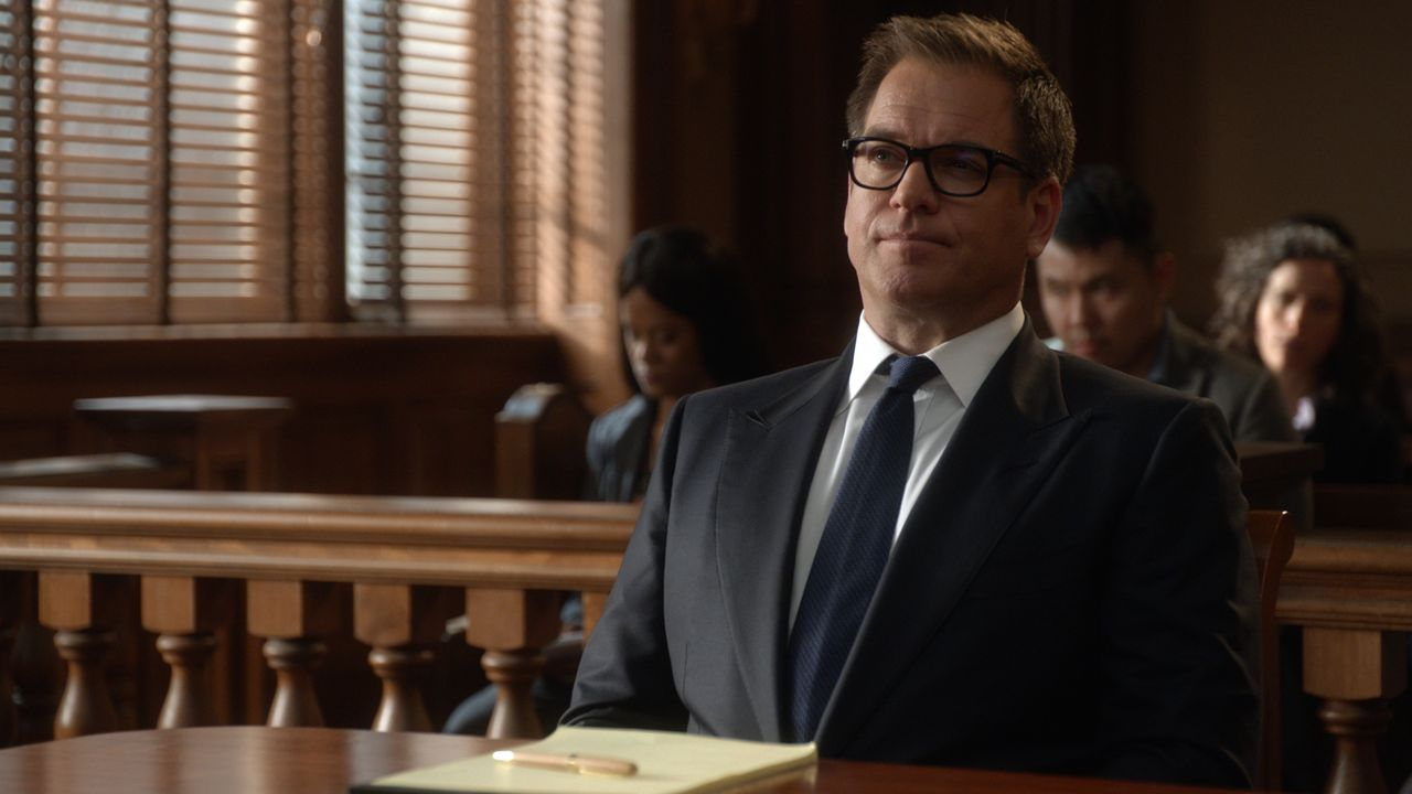 Dr. Jason Bull (Michael Weatherly) - Bildquelle: 2019 CBS Broadcasting, Inc. All Rights Reserved