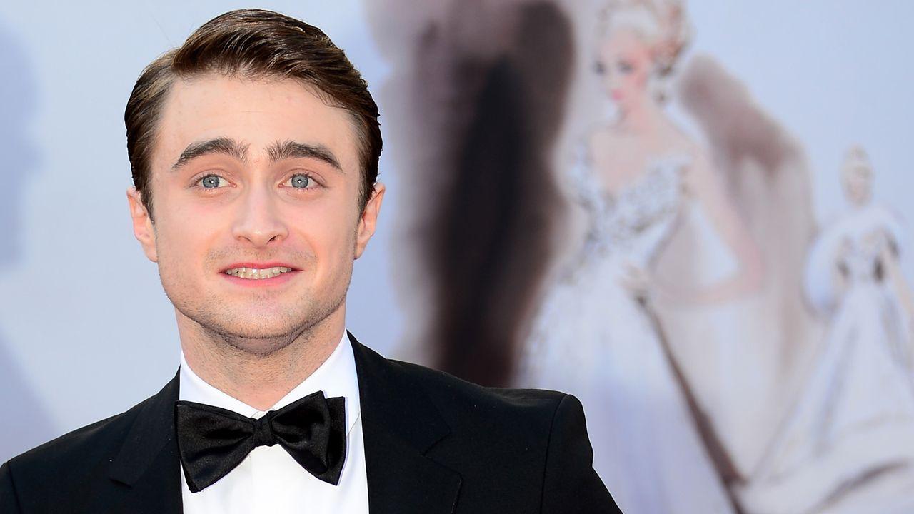 Oscars-Roter-Teppich-130224-danile-radcliffe-04-AFP - Bildquelle: AFP