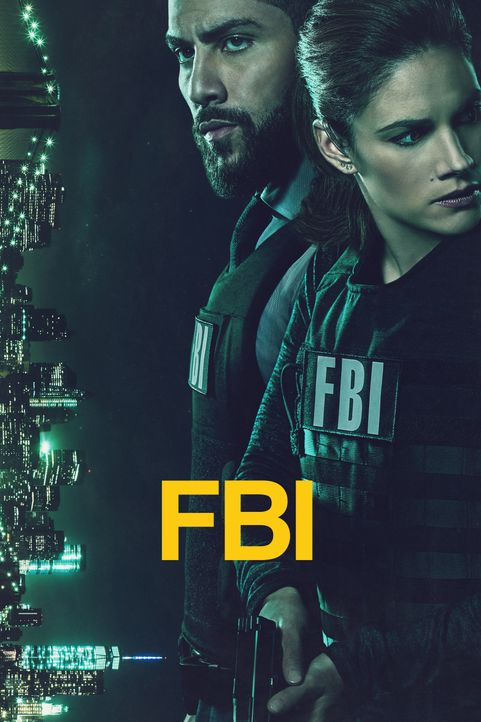 (3. Staffel) - FBI: Special Crime Unit - Artwork - Bildquelle: 2020 CBS Broadcasting Inc. All Rights Reserved.