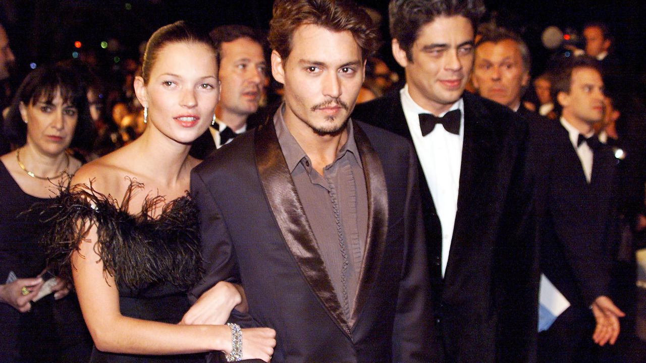 Kate-Moss-Johnny-Depp-1998-05-15-AFP - Bildquelle: AFP