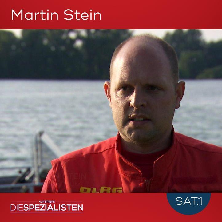 Martin Stein - Bildquelle: SAT.1