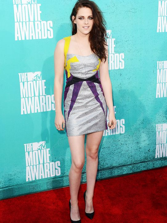 mtv-movie-awards-Kristen-Stewart3-12-06-03-getty-AFP - Bildquelle: getty-AFP