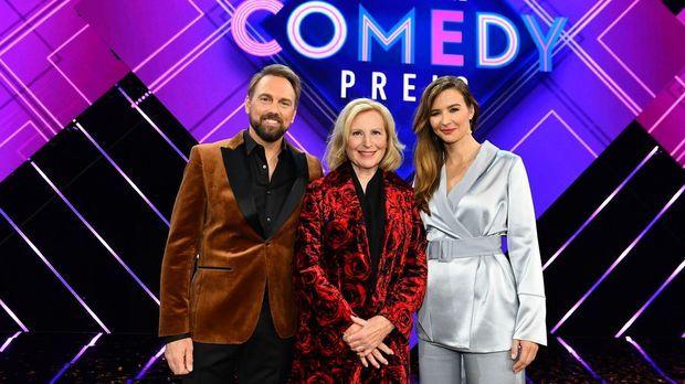 Der Deutsche Comedypreis - Der Deutsche Comedypreis - Der Deutsche Comedypreis 2021 - Die Witzigste Gala Des Jahres