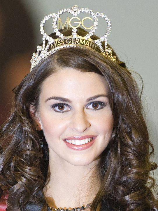 2009-Miss-Germany-Doris-Schmidts-09-05-10-dpa - Bildquelle: Verwendung weltweit, usage worldwide