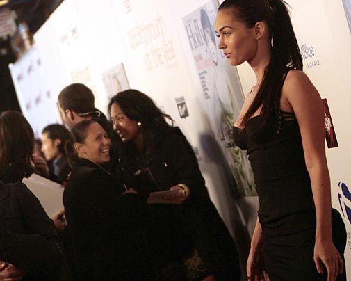 Galerie: Megan Fox - Bildquelle: getty - AFP