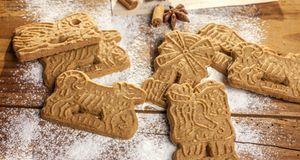 Spekulatius gehören zu Weihnachten wie Weihnachtsmann und Geschenke – die Plä...