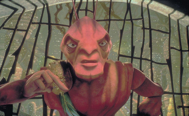 """Der tyrannische General Mandible träumt von einer neuen, """"reinen"""" Kolonie, die er um jeden Preis verwirklichen will ... - Bildquelle: DreamWorks Distribution LLC"""