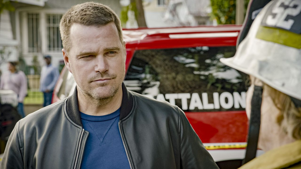 G. Callen (Chris O'Donnell) - Bildquelle: 2020 CBS Broadcasting Inc. All Rights Reserved.