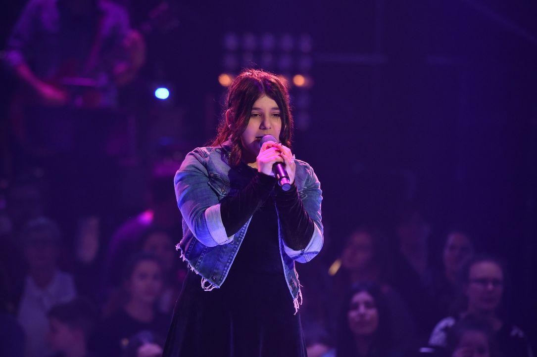 Nachbericht Sing-Off Hala (2) - Bildquelle: SAT.1 / Andre Kowalski