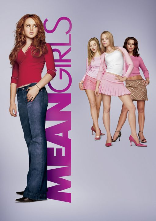 Girls Club - Vorsicht bissig mit (v.l.n.r.) Lindsay Lohan, Amanda Seyfried, Rachel McAdams und Lacey Chabert ... - Bildquelle: Paramount Pictures