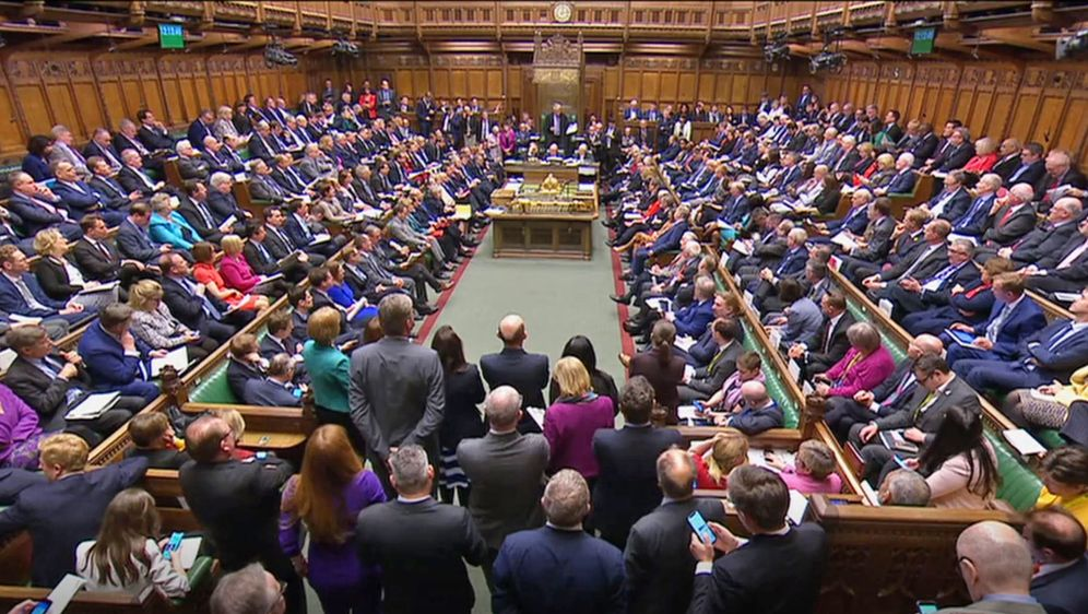 - Bildquelle: House Of Commons/PA Wire/dpa