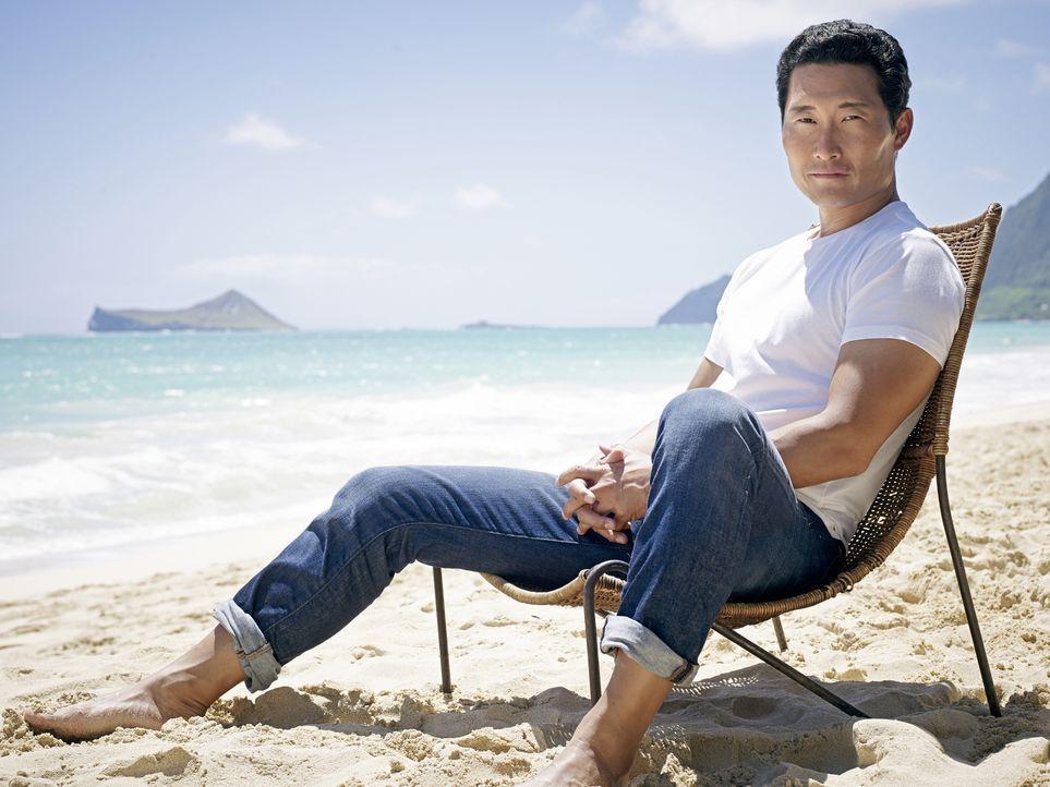 (7. Staffel) - Kämpft mit seinen Kollegen gegen das organisierte Verbrechen auf Hawaii: Chin (Daniel Dae Kim) ... - Bildquelle: 2017 CBS Broadcasting Inc. All Rights Reserved.