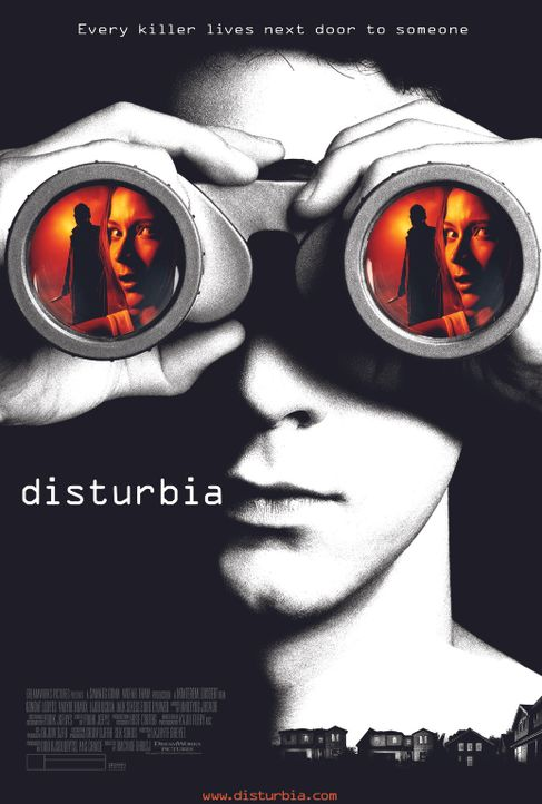 """Disturbia"" - Bildquelle: Suzanne Tenner 2008 Dreamworks LLC. And Cold Springs Pictures. All Rights Reserved."