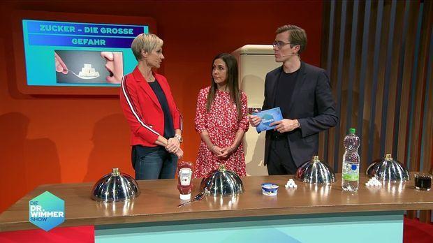 Die Dr. Wimmer Show - Die Dr. Wimmer Show - Zuckersucht - Das Weiße Gift?