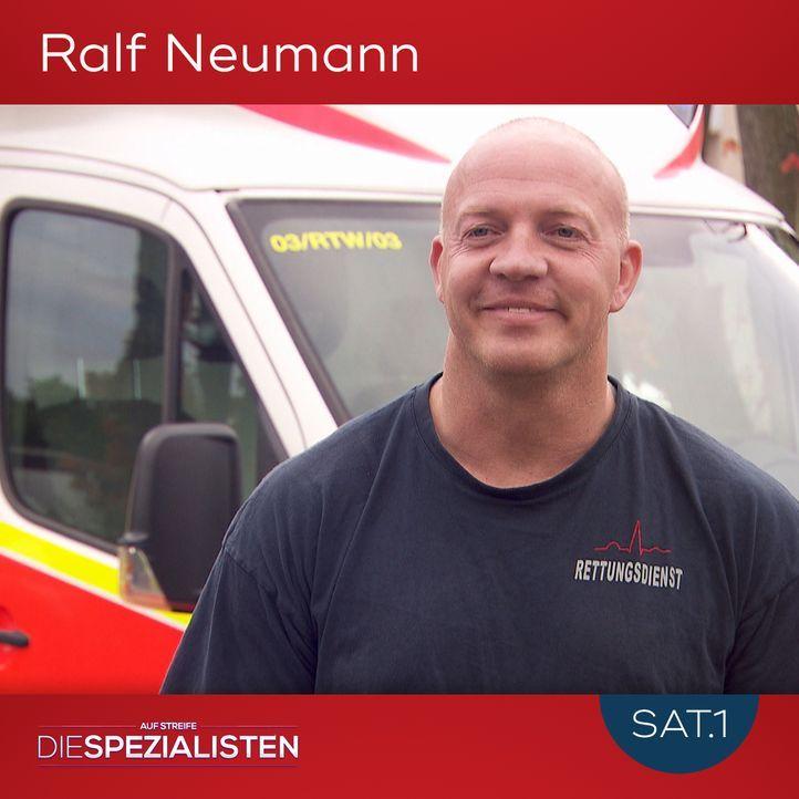 Ralf Neumann - Bildquelle: SAT.1