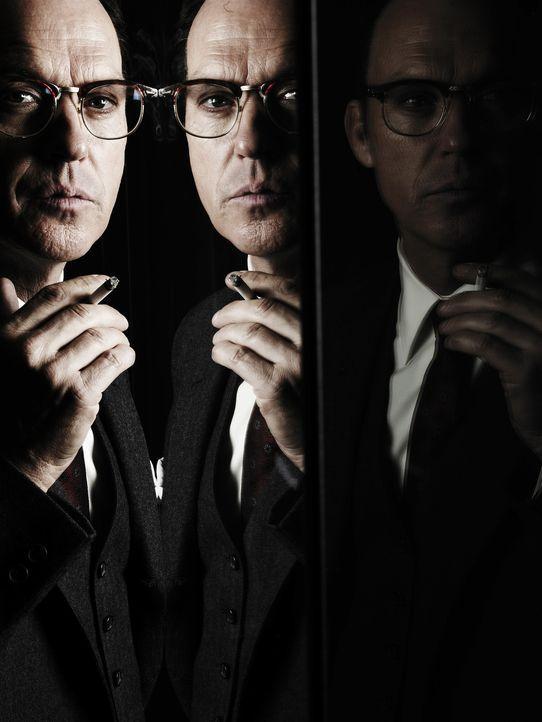 Muss möglichst schnell einen Maulwurf enttarnen: CIA-Spionageabwehrspezialist James Angleton (Micheal Keaton) ...