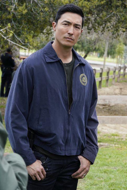 Matt Simmons (Daniel Henney) - Bildquelle: Cliff Lipson ABC Studios / Cliff Lipson
