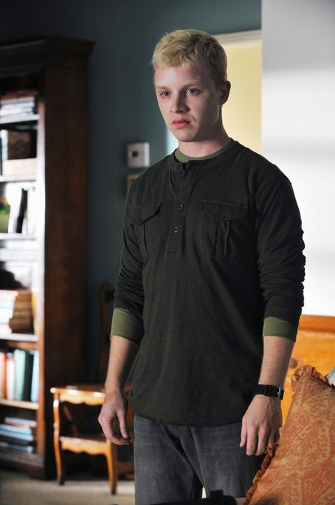 Ist dieser Junge der gesuchte Sniper? Jason Wheeler (Noel Fisher) - Bildquelle: ABC Studios