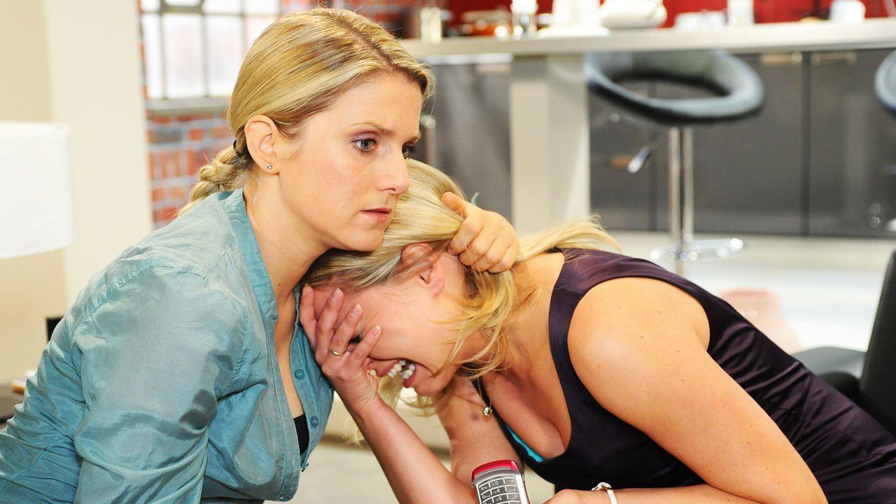 Anna-und-die-Liebe-Folge-826-02-Sat1-Oliver-Ziebe - Bildquelle: SAT.1/Oliver Ziebe