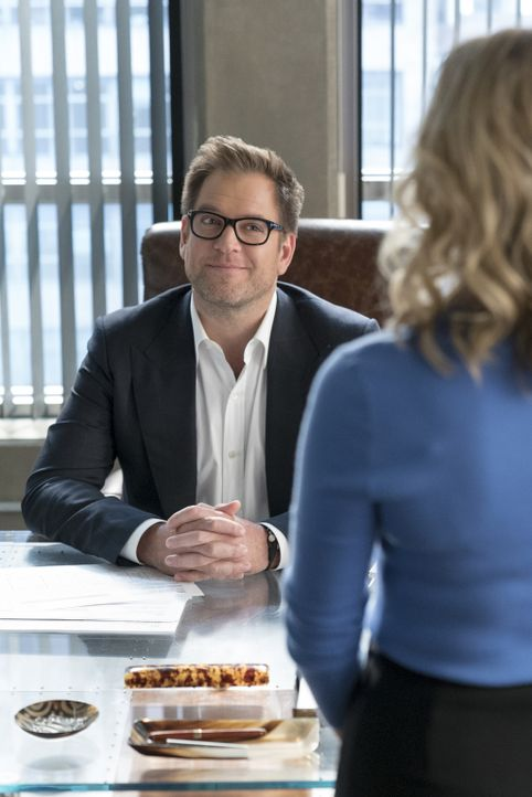 Dr. Jason Bull (Michael Weatherly) - Bildquelle: 2017 CBS Broadcasting, Inc. All Rights Reserved