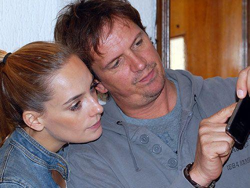 Nina und Christian - Bildquelle: Sat1