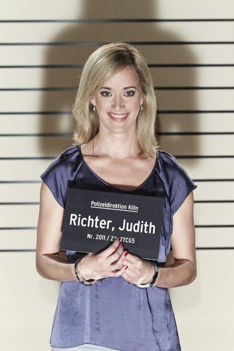 Lässt's krachen: Judith Richter ... - Bildquelle: Guido Engels SAT.1