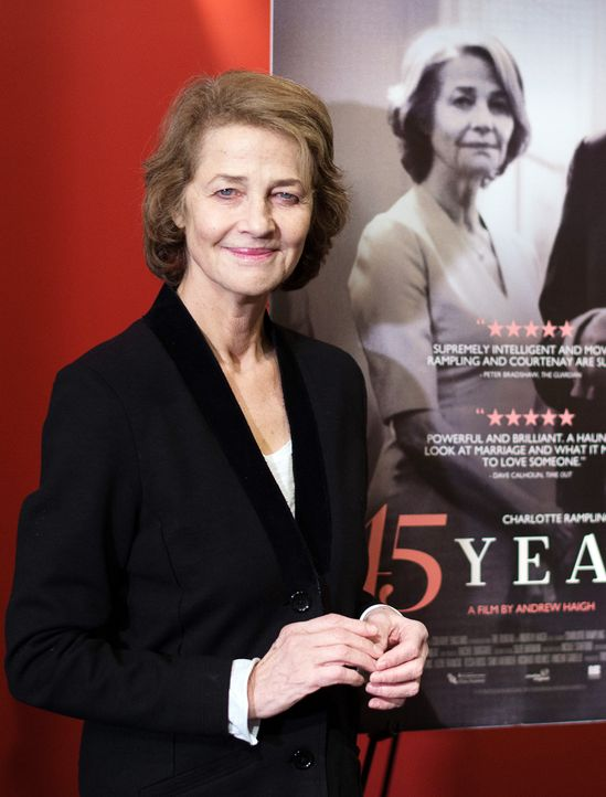 Charlotte-Rampling-151203-getty-AFP - Bildquelle: getty-AFP