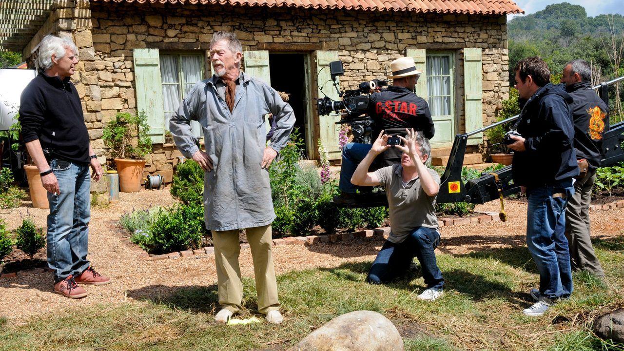 Das-verlorene-Labyrinth-Setbild-10-Tandem-Film-Afrika - Bildquelle: SAT.1/2011Tandem Productions GmbH & Film Afrika Worldwide (Pty) Limited South Africa. All Rights Reserved.