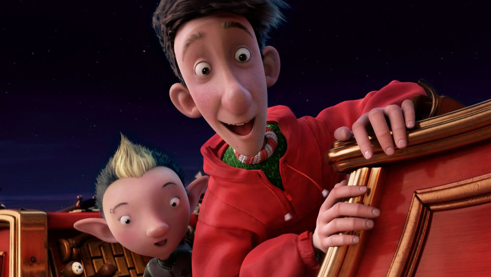 Arthur Weihnachtsmann - Bildquelle: 2011 Sony Pictures Animation Inc. All Rights Reserved.