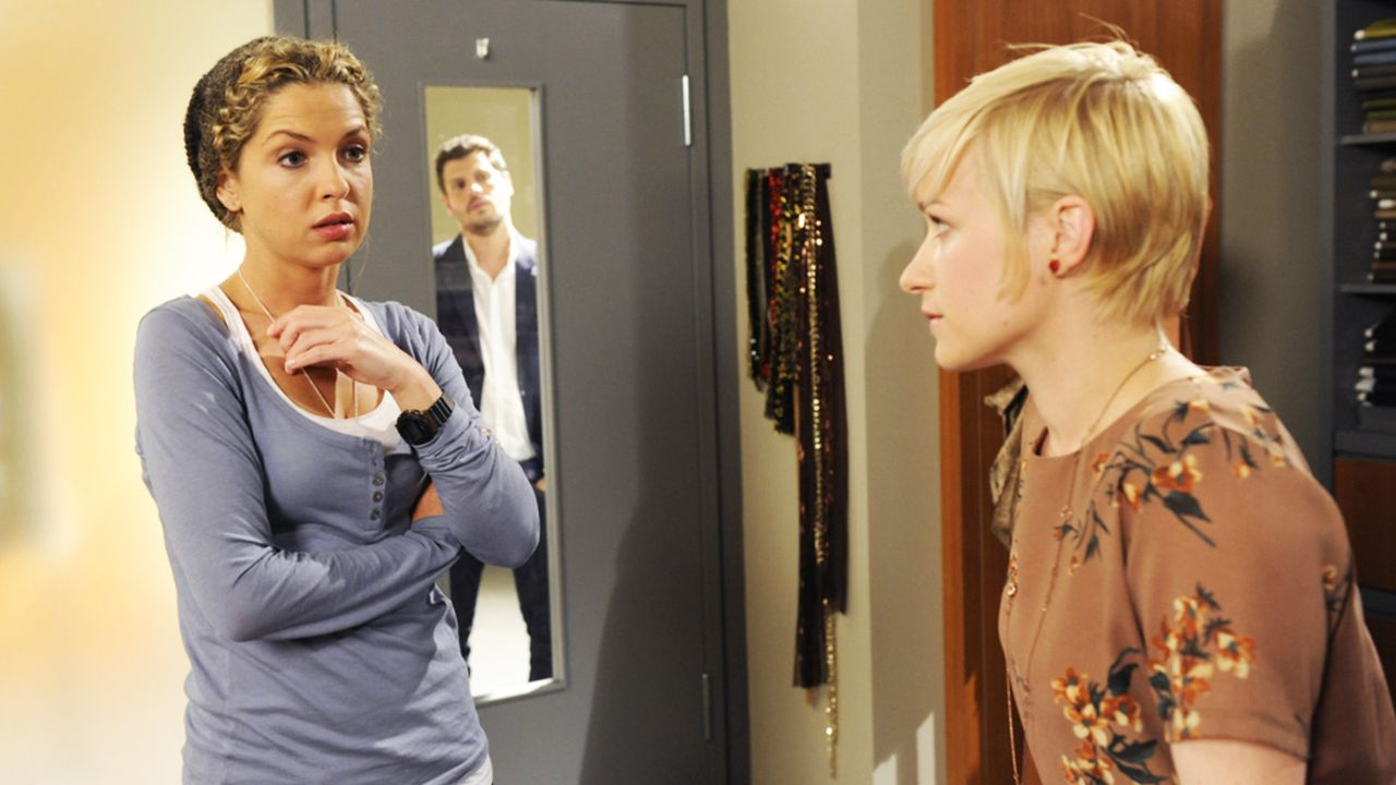 Anna-und-die-Liebe-Folge-815-02-Sat1-Claudius-Pflug - Bildquelle: SAT.1/Claudius Pflug