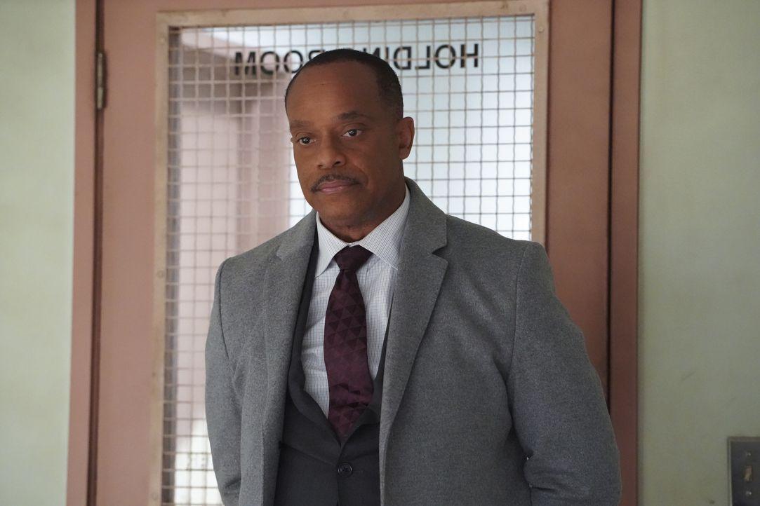 Leon Vance (Rocky Carroll) - Bildquelle: Edward Chen 2021 CBS Broadcasting, Inc. All Rights Reserved. / Edward Chen