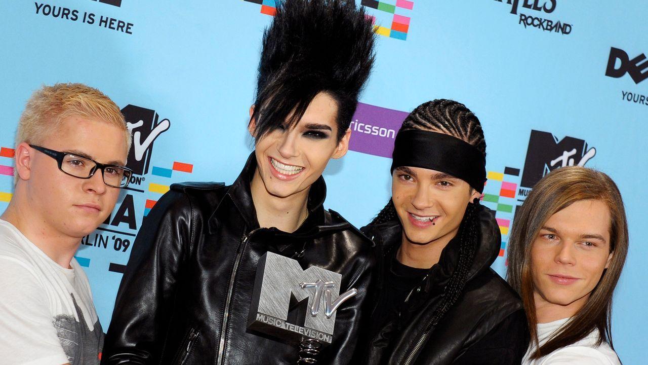Tokio-Hotel-09-11-05-AFP - Bildquelle: AFP