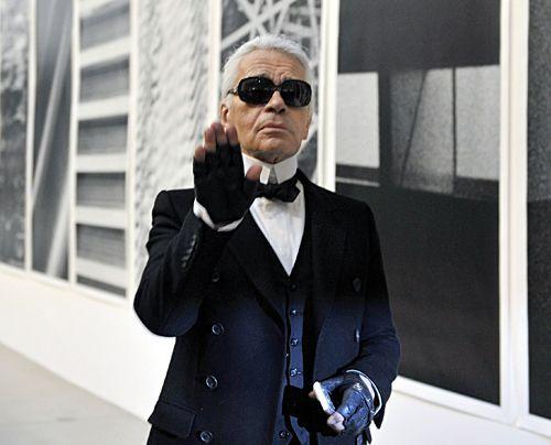 Bildergalerie Karl Lagerfeld | Frühstücksfernsehen | Ratgeber & Magazine - Bildquelle: dpa