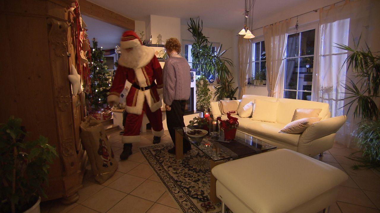 Wer-glaubt-schon-an-den-Weihnachtsmann6 - Bildquelle: SAT.1