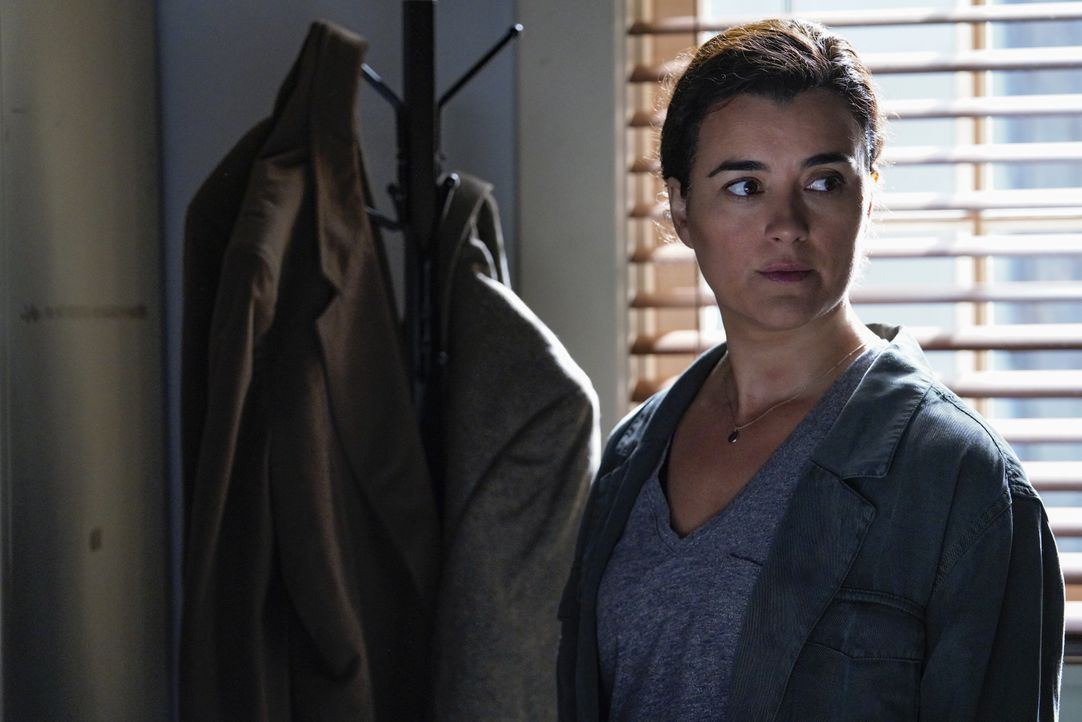 Ziva David (Cote de Pablo) - Bildquelle: Cliff Lipson 2019 CBS Broadcasting, Inc. All Rights Reserved. / Cliff Lipson