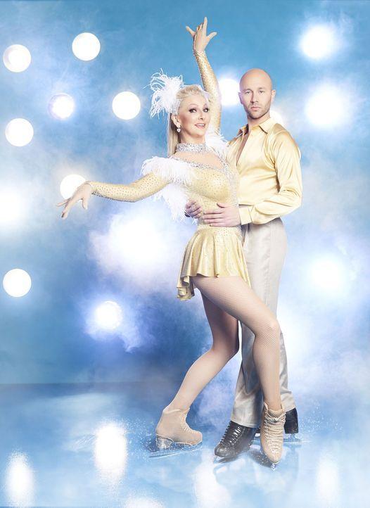 Désirée Nick mit Tanzpartner - Bildquelle: Fotograf: Marc Rehbeck