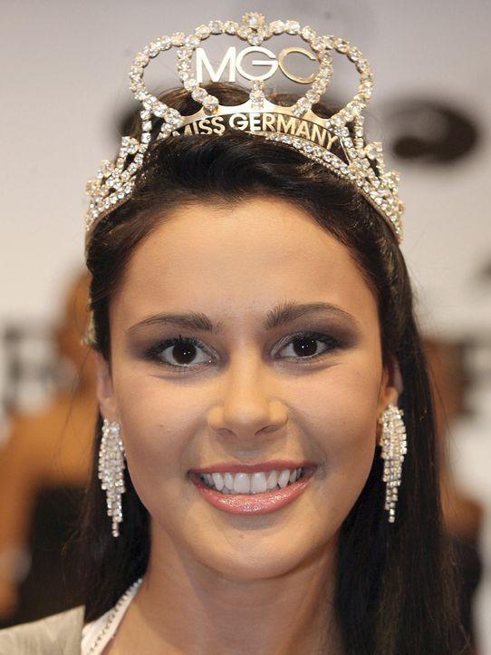 2006-Miss-Germany-Isabelle-Knispel-06-02-05-dpa - Bildquelle: Verwendung weltweit, usage worldwide