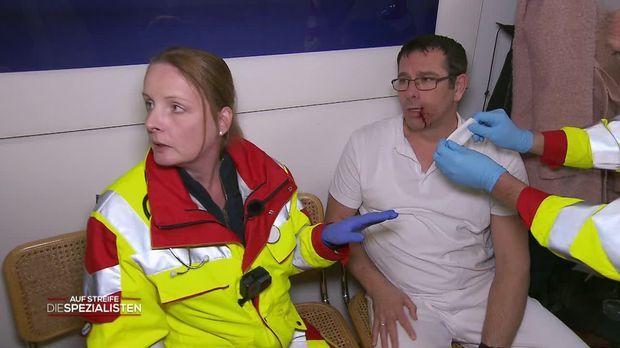 Auf Streife - Die Spezialisten - Auf Streife - Die Spezialisten - Zander Zeigt Zähne