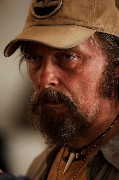 Mit dem Ranger Bill (James Faulkner) ist nicht zu spaßen: Das wissen die drei Detektive sofort ... - Bildquelle: Buena Vista Pictures