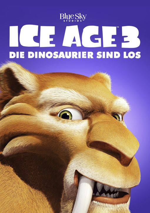 Ice Age 3 - Die Dinosaurier sind los - Artwork - Bildquelle: 2009 Twentieth Century Fox Film Corporation. All rights reserved.