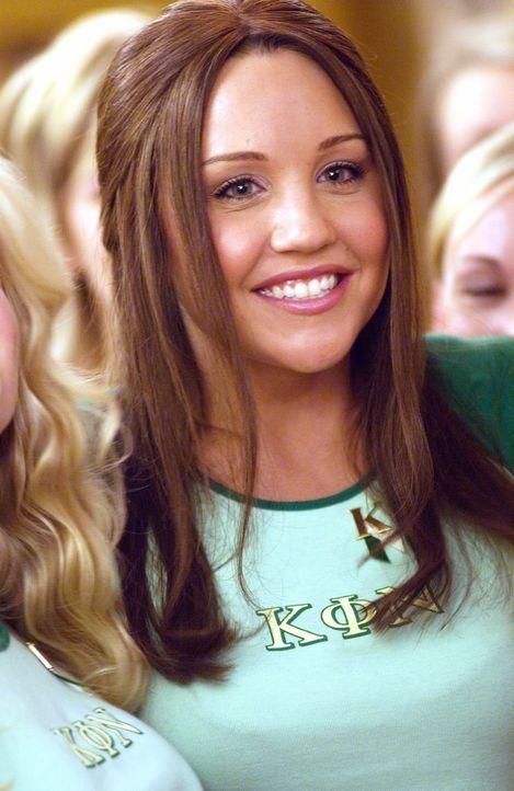 """Noch möchte Sydney (Amanda Bynes) in die Fußstapfen ihrer Mutter treten und in die elitäre Studentenverbindung """"Kappa Phi Nu"""" aufgenommen werden. Do... - Bildquelle: 2007 Universal Studios, All Rights Reserved"""