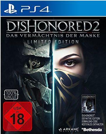 dishonored-2-bethesda - Bildquelle: Bethesda