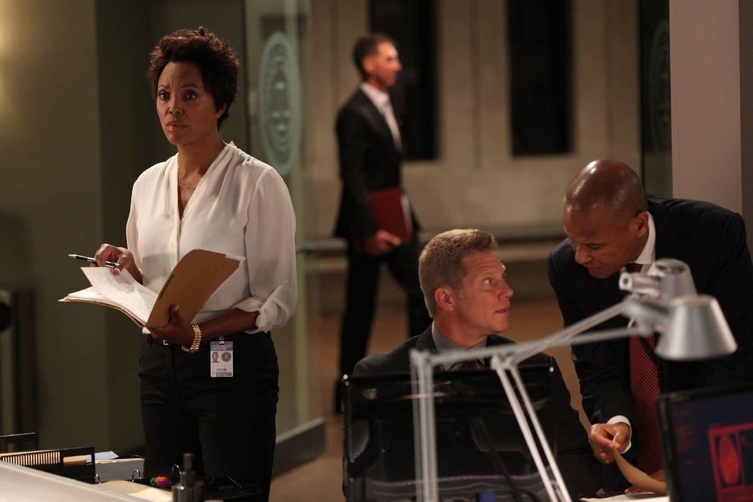Unterstützt das BAU-Team bei den Ermittlungen in einem neuen Fall: Psychologin Dr. Tara Lewis (Aisha Tyler, l.) ... - Bildquelle: ABC Studios