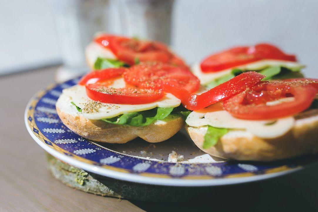 Panini-Tomate-Mozarella - Bildquelle: pixabay.com