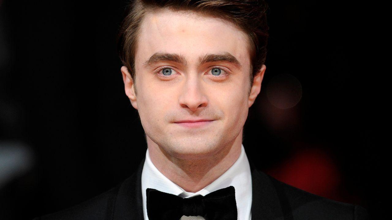 Daniel-Radcliffe-12-02-12-Carl-Court-AFP - Bildquelle: Carl Court/AFP