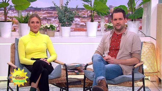 Frühstücksfernsehen - Frühstücksfernsehen - 27.01.2020: Von Ernährungstipps, Sprudelwasser & Zuckerwahnsinn