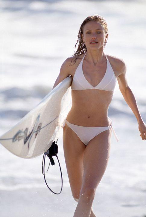 Äußerst attraktiv und extrem scharfsinnig: Engel Natalie (Cameron Diaz) ... - Bildquelle: Sony Pictures Television International. All Rights Reserved.