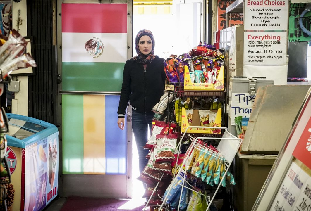 Fatima Namazi (Medalion Rahimi) - Bildquelle: Monty Brinton 2019 CBS Broadcasting, Inc. All Rights Reserved. / Monty Brinton