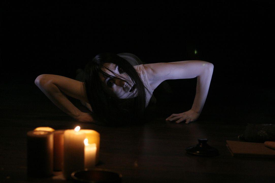 Kayakos (Aiko Horiuchi) Fluch ist ungebrochen ... - Bildquelle: Constantin Film Verleih