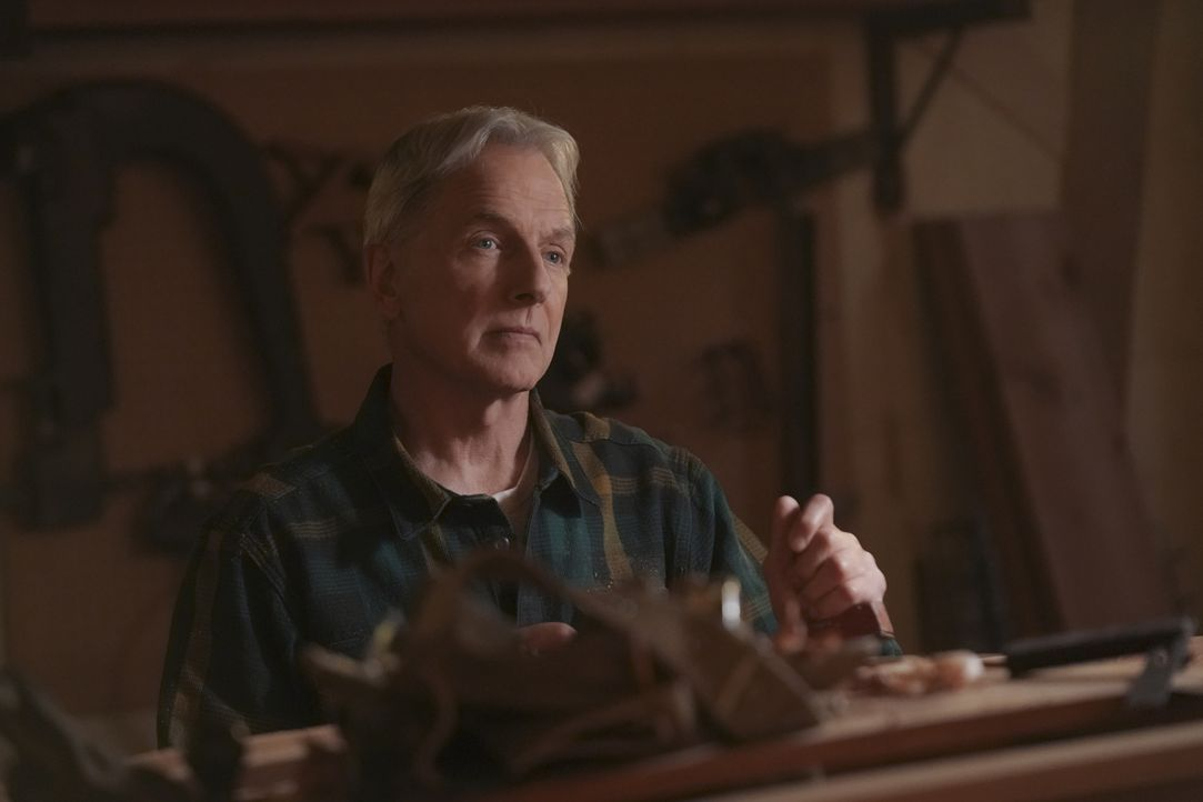 Leroy Jethro Gibbs (Mark Harmon) - Bildquelle: Sonja Flemming 2018 CBS Broadcasting, Inc. All Rights Reserved / Sonja Flemming